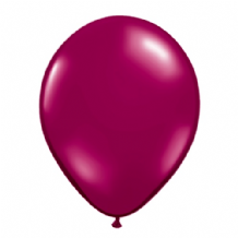 "Qualatex 16 inch Balloons - Burgundy 16"" Balloons (10pcs)"